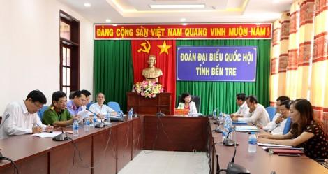 Chất vấn Bộ trưởng Bộ Công an về công tác đảm bảo an ninh trật tự