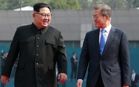 Triều Tiên, Hàn Quốc ấn định thời gian Thượng đỉnh liên Triều lần 3