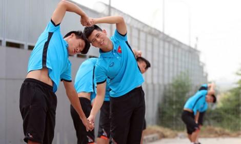 Môn bóng đá nam Asiad tính chỉ số thẻ phạt như World Cup