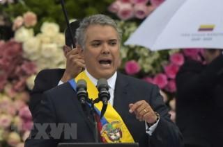 Colombia thông báo sẽ rút khỏi Liên minh các Quốc gia Nam Mỹ