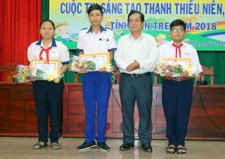 Tổng kết cuộc thi Sáng tạo thanh thiếu niên nhi đồng
