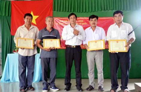Tân Thiềng tổ chức Ngày hội Toàn dân bảo vệ an ninh Tổ quốc