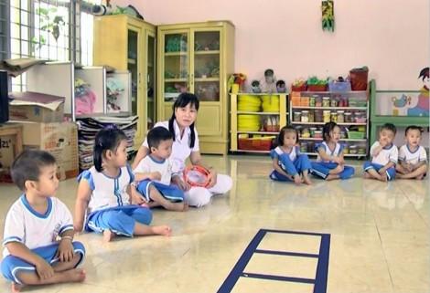 """Trường Mầm non thị trấn Giồng Trôm: Điển hình thi đua """"dạy tốt, học tốt"""""""