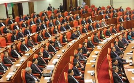 Kết luận của Bộ Chính trị về thí điểm hợp nhất và kiêm nhiệm chức danh