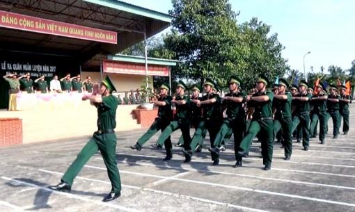 Xây dựng lực lượng Bộ đội Biên phòng chính quy, hiện đại