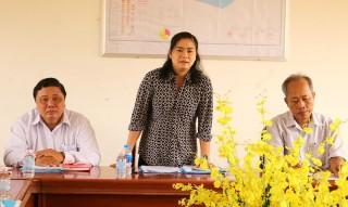 HĐND tỉnh giám sát kết quả Đề án sinh kế thoát nghèo tại Ba Tri
