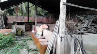Giải quyết ô nhiễm môi trường tại cơ sở chăn nuôi heo ở ấp Hữu Chiến, xã Hữu Định