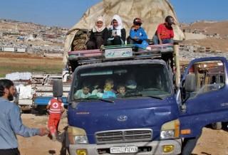 Chính phủ Nga sẽ giúp Liban hồi hương những người tị nạn Syria