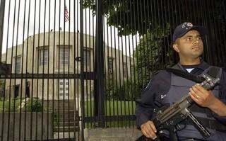 Thổ Nhĩ Kỳ bắt giữ 2 nghi can vụ nổ súng vào đại sứ quán Mỹ ở Ankara
