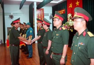 Sơ kết 5 năm thực hiện Nghị quyết số 765 của Quân ủy Trung ương