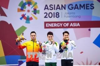 Thêm 2 HCB và 1 HCĐ, đoàn Thể thao Việt Nam tạm đứng ở vị trí 17