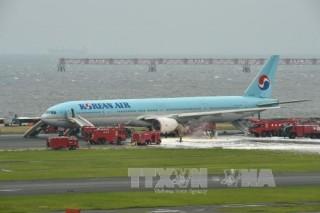 Hàn Quốc hủy hơn 400 chuyến bay do bão Soulik