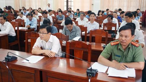 Triển khai quán triệt Nghị quyết số 23 của Bộ Chính trị (khóa XII) về phát triển công nghiệp