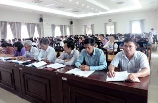 Thực hiện mô hình trưởng ban dân vận đồng thời là chủ tịch ủy ban MTTQ cấp huyện: Thuận lợi hơn, hiệu quả hơn