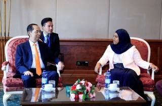 Chủ tịch nước đề nghị Ethiopia ủng hộ doanh nghiệp Việt đầu tư