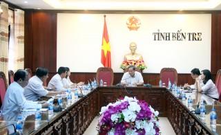 Thống nhất chủ trương đầu tư dự án Trường THCS và THPT Cambridge Mekong