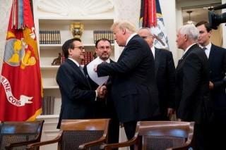 Ngã rẽ đầu tiên trong đàm phán sửa đổi NAFTA giữa Mỹ và Mexico