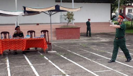 Thanh tra công tác quân sự, quốc phòng tại Bến Tre