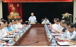 Quyết định mới về chức năng, nhiệm vụ của Ban Tuyên giáo Trung ương