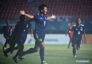 ASIAD 2018: Hạ Trung Quốc, Nhật Bản giành Huy chương vàng bóng đá nữ