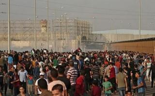 Israel đóng cửa khẩu trên bộ vào Gaza do bạo loạn
