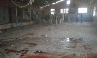Nổ liên tiếp tại CLB thể thao ở Kabul làm hàng chục người thương vong