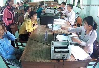 Thạnh Phú: Tăng cường sự lãnh đạo của Đảng đối với tín dụng chính sách xã hội