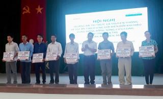 Hội nghị quảng bá tri thức và truyền thông về Dự án AMD