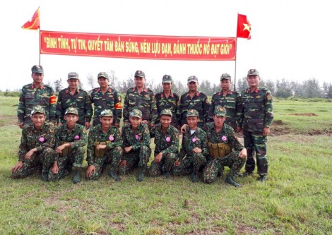 Bộ Chỉ huy Quân sự tỉnh: Nâng cao chất lượng huấn luyện, sẵn sàng chiến đấu