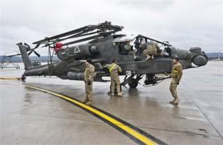 Mỹ sẽ triển khai tăng cường 1.500 binh sĩ đồn trú tại Đức