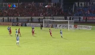 """Đội chủ nhà V.League 2018 Than Quảng Ninh và Hải Phòng """"chia điểm"""""""