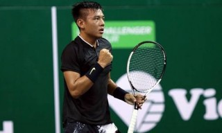 Hoàng Nam thắng trận đầu tiên tại Amex-Istanbul Challenger