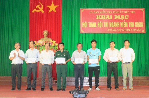 Hoạt động kỷ niệm 70 năm Ngày truyền thống ngành kiểm tra Đảng