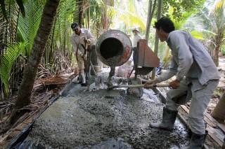 Thạnh Phú Đông: Phát động sâu rộng phong trào thi đua xây dựng nông thôn mới