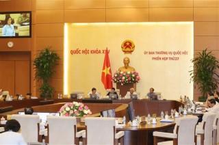 Báo cáo Quốc hội rút dự án Luật Hành chính công khỏi Chương trình xây dựng luật, pháp lệnh