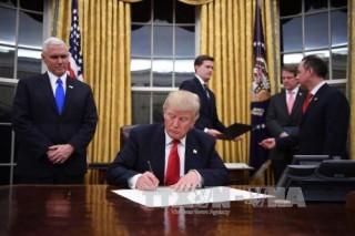 Tổng thống Trump ban hành Sắc lệnh Hành pháp trừng phạt đối tượng can thiệp bầu cử Mỹ