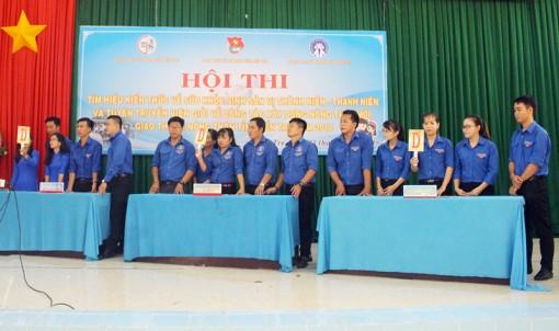 Hội thi về sức khỏe sinh sản và giao thông nông thôn