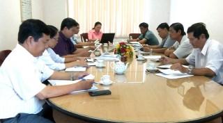 Đảng ủy Khối Doanh nghiệp kiểm tra thực hiện Chỉ thị số 10-CT/TW của Ban Bí thư