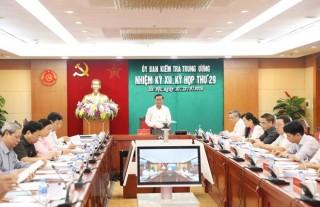 Xem xét kỷ luật nguyên Phó trưởng Ban Tổ chức Trung ương Trần Văn Minh