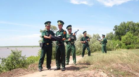 """""""Ngày Biên phòng toàn dân"""" góp phần bảo vệ an ninh biên giới biển"""
