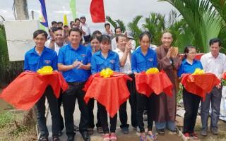 Khánh thành cầu giao thông nông thôn tại Thạnh Phú