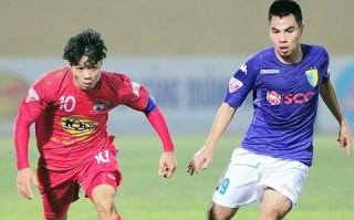HAGL thua đậm trước Hà Nội FC