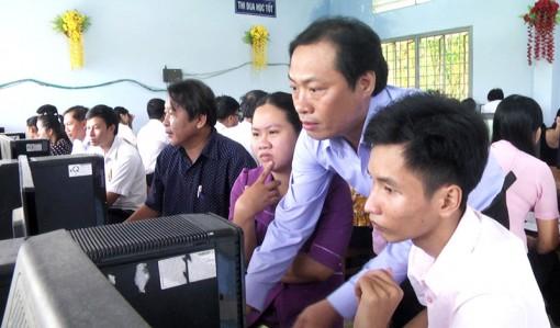Kỹ năng lập hồ sơ điện tử năm 2018 cho công chức, viên chức ngành huyện
