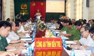 Hội nghị công tác phòng cháy, chữa cháy và cứu nạn, cứu hộ
