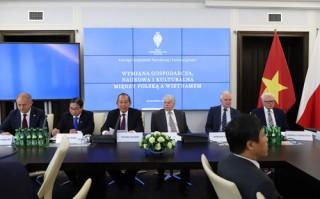 Phó thủ tướng Thường trực dự Hội thảo Hợp tác kinh tế Việt Nam - Ba Lan