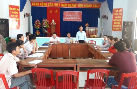 Xã đoàn Thạnh Phú Đông: Quan tâm tạo việc làm cho thanh niên