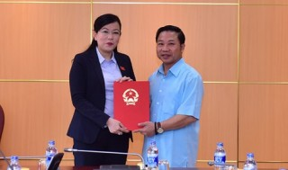 Ông Lưu Bình Nhưỡng giữ chức Phó trưởng Ban Dân nguyện