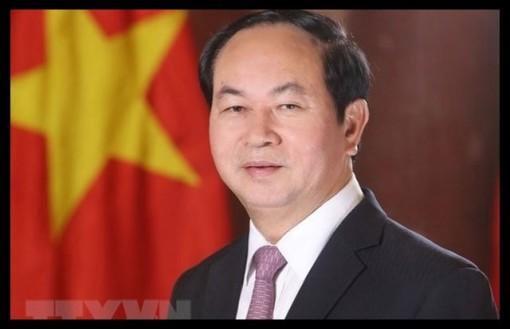 Lãnh đạo các nước chia buồn với Đảng, Nhà nước và nhân dân Việt Nam