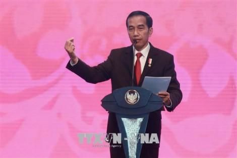Bắt đầu chiến dịch tranh cử tổng thống Indonesia