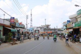 Mỏ Cày Nam đạt 36/59 tiêu chí đô thị loại IV
